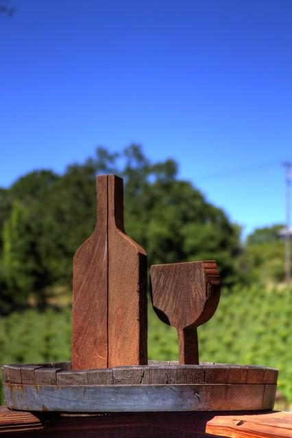 Oaked Wine