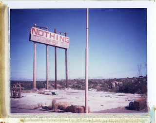 Nothing, AZ | by moominsean