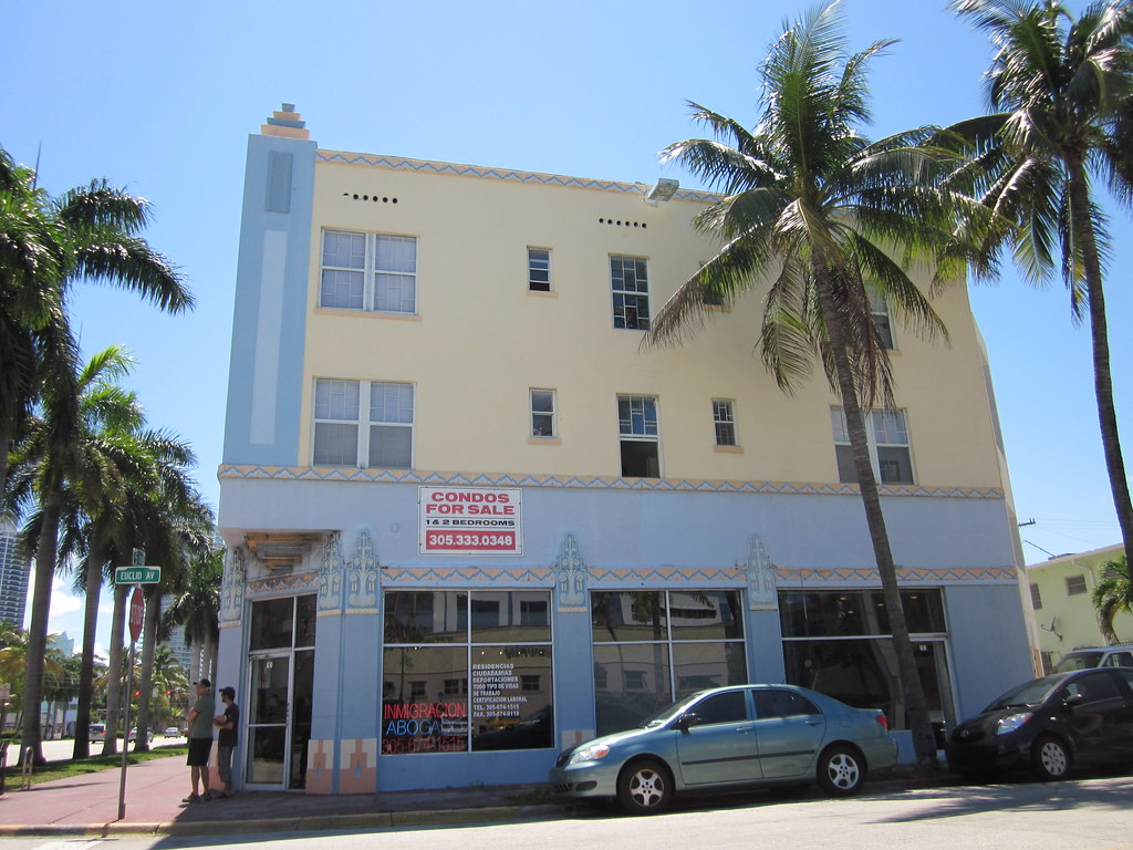 Miami Beach Faux Maya influence 2