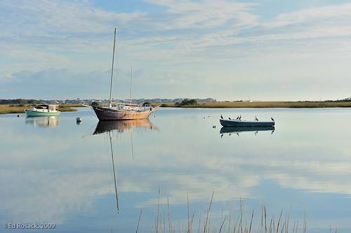 Three boats | by Ed Rosack