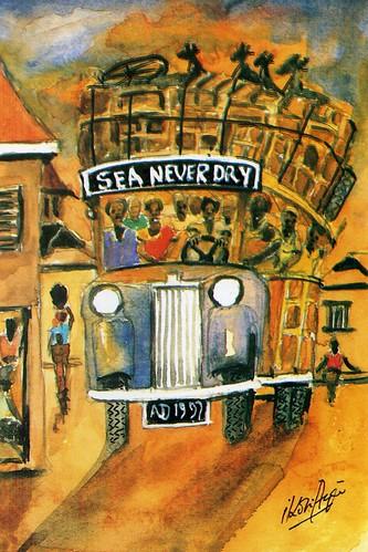 Sea Never Dry