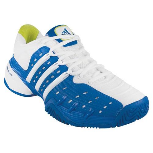 Adidas Barricade Men's Tennis Shoes BlueWhite