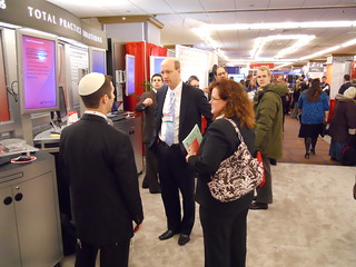 LexisNexis USLM CEO Mike Walsh at LegalTech NY 2010