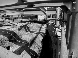 Area Archeologica di Piazza Mercato di Sabato a Cappella, Monte di Procida   by Orfé Costruzioni