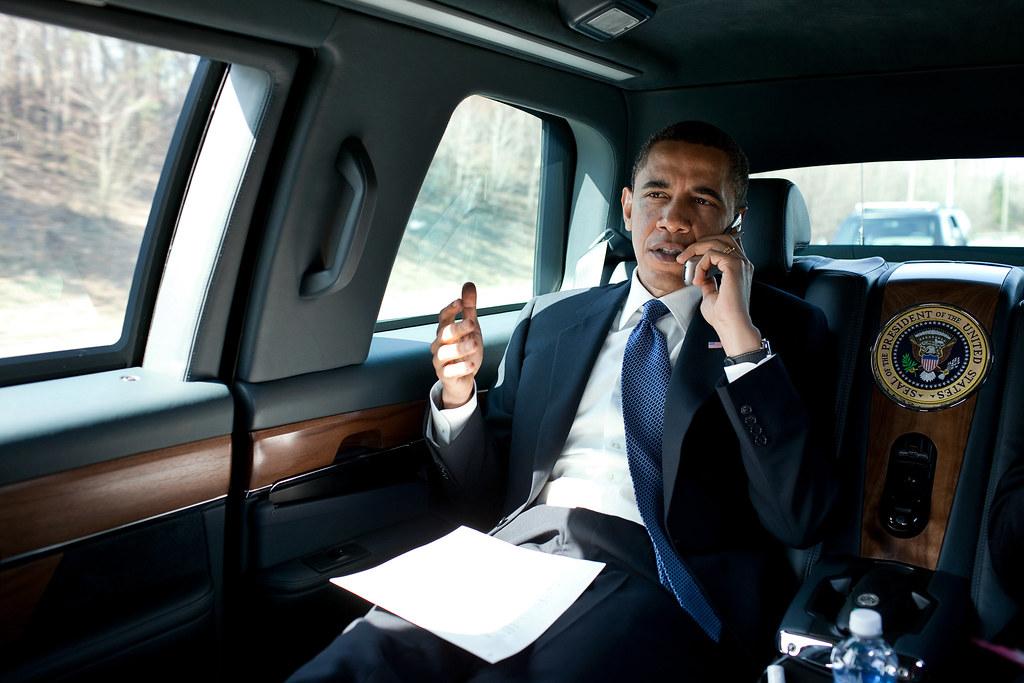 P031910PS-0194 | President Barack Obama talks to a Member of… | Flickr