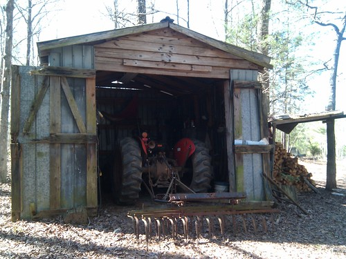 My granddad's tractor | by colmmcsky