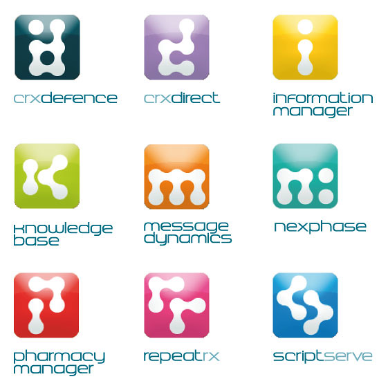 Cegedim Rx Product Logos | Pure Creative | Flickr