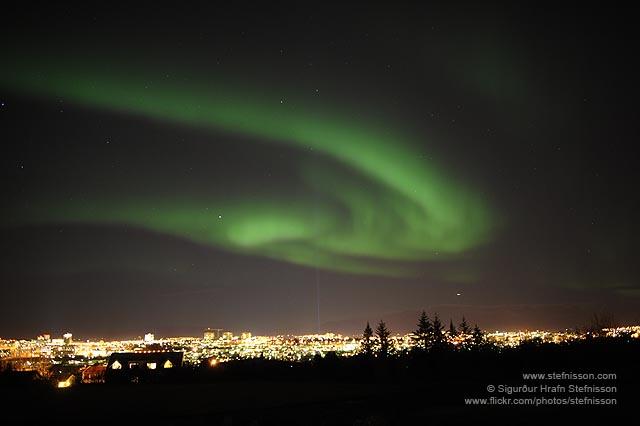 Aurora borealis shs_n3_039302