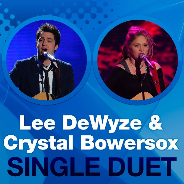 falling slowly lee dewyze and crystal bowersox