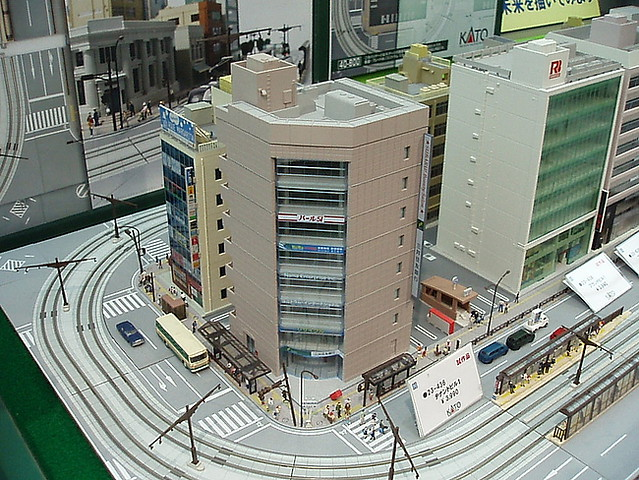 New Kato N scale buildings more coming | I did not take thes… | Flickr