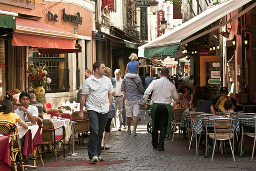 Eating Out In Brussels | by infomatique