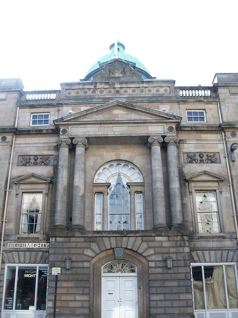 Robert Adam's legacy to Glasgow