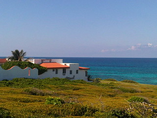 Beautiful Home on Isla Mujeres, Mexico | by leyla.a