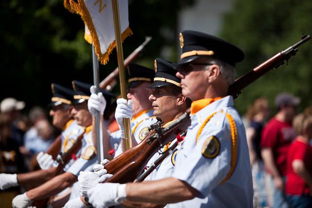 Memorial Day Parade - Albany, NY - 10, May - 04