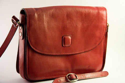 bag red 1 front | by Delightful Cycles