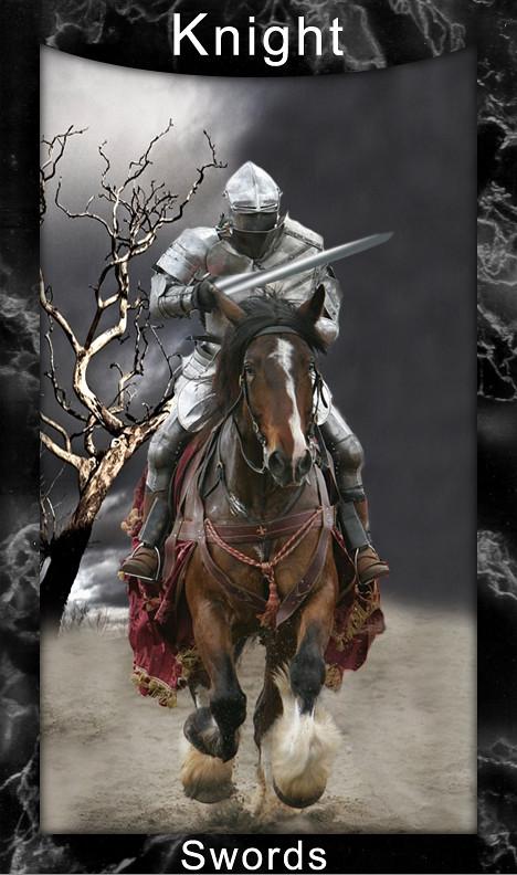 Knight of Swords | 8/365 Photoshopped | Prairie Kittin | Flickr
