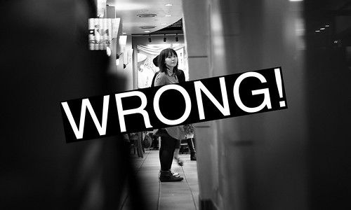wrong | by diloz