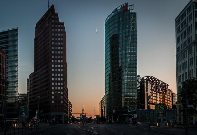 Project365/157-Potsdamer Platz