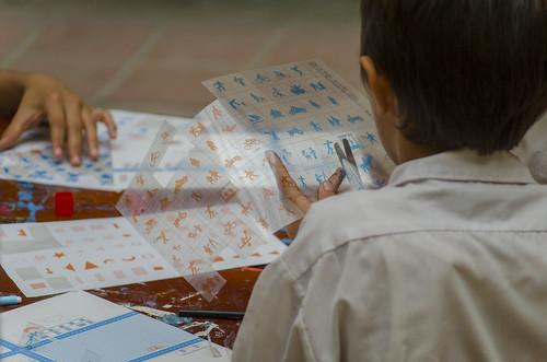 Taller Niños @ MIN   by ecosistema urbano