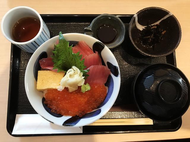 Japanese Food in Asakusa
