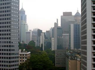 Hong Kong Park   by DoNotLick