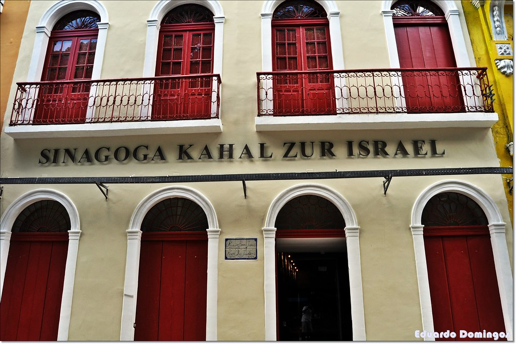 Resultado de imagem para Sinagoga Kahal Zur Israel