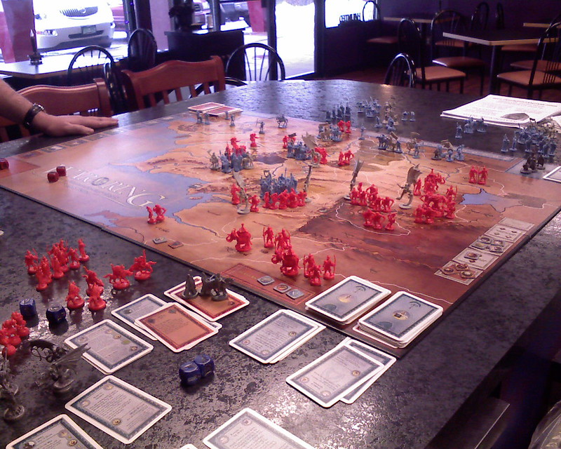Best Lord of the Rings Board Games War of the Ring 2
