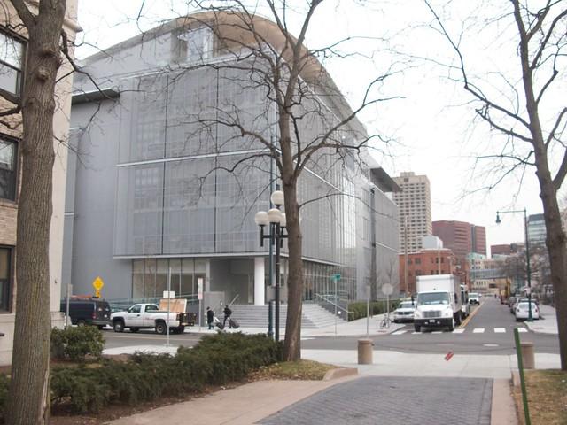 New MIT Media Lab building | Peter Bennett | Flickr