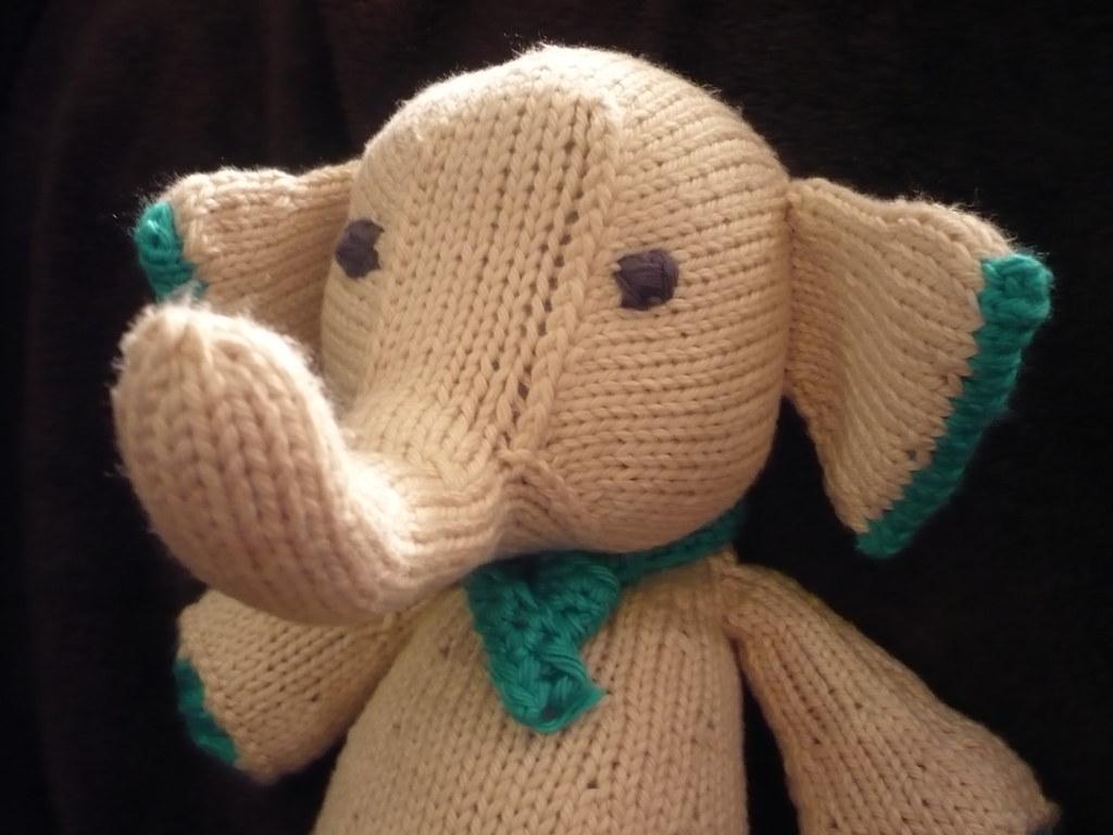 Elephant Crochet Patterns – Cute Toys - A More Crafty Life | 768x1024