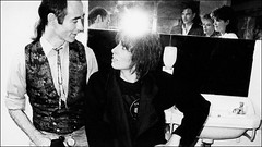 I'll Be Your Mirror: BP Fallon & Chrissie Hynde & Bono & Patsy Dennehy & Ali, Dublin June 17 1984 | by bp fallon