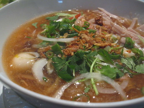 Rice Noodles Soup with Crab | by Ron Dollete