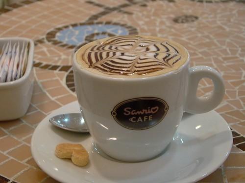 Sanrio Cafe - Hello Kitty coffee shop 06   by Wei Hsu