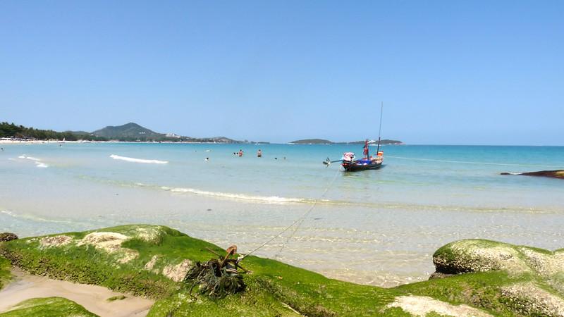 Koh Samui Chaweng beach south end コサムイ チャウエンビーチ南端14