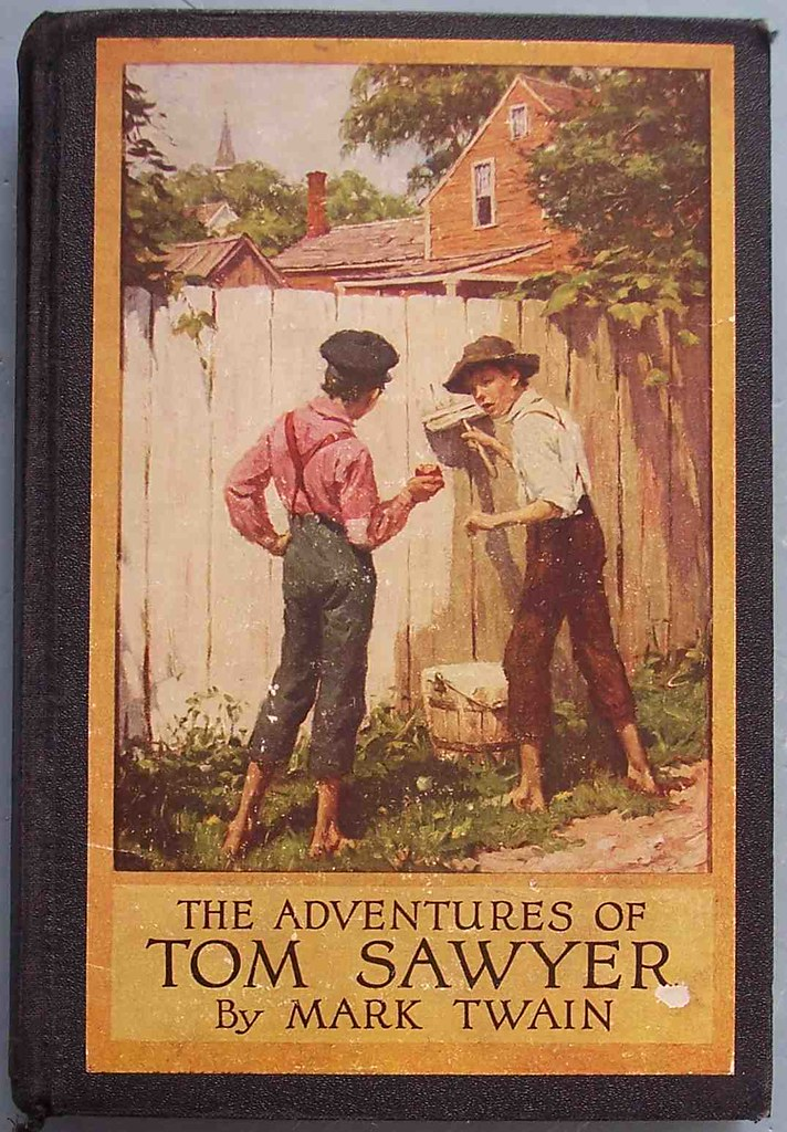 Image result for tom sawyer
