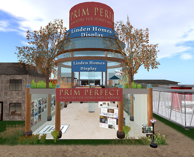Prim Perfect Pavilion At The Home, Garden And Patio Expo ...