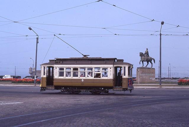 Trams de Porto (Portugal)