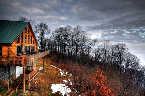 mountains landscape virginia cabin va blueridgemountains d90 fanygap