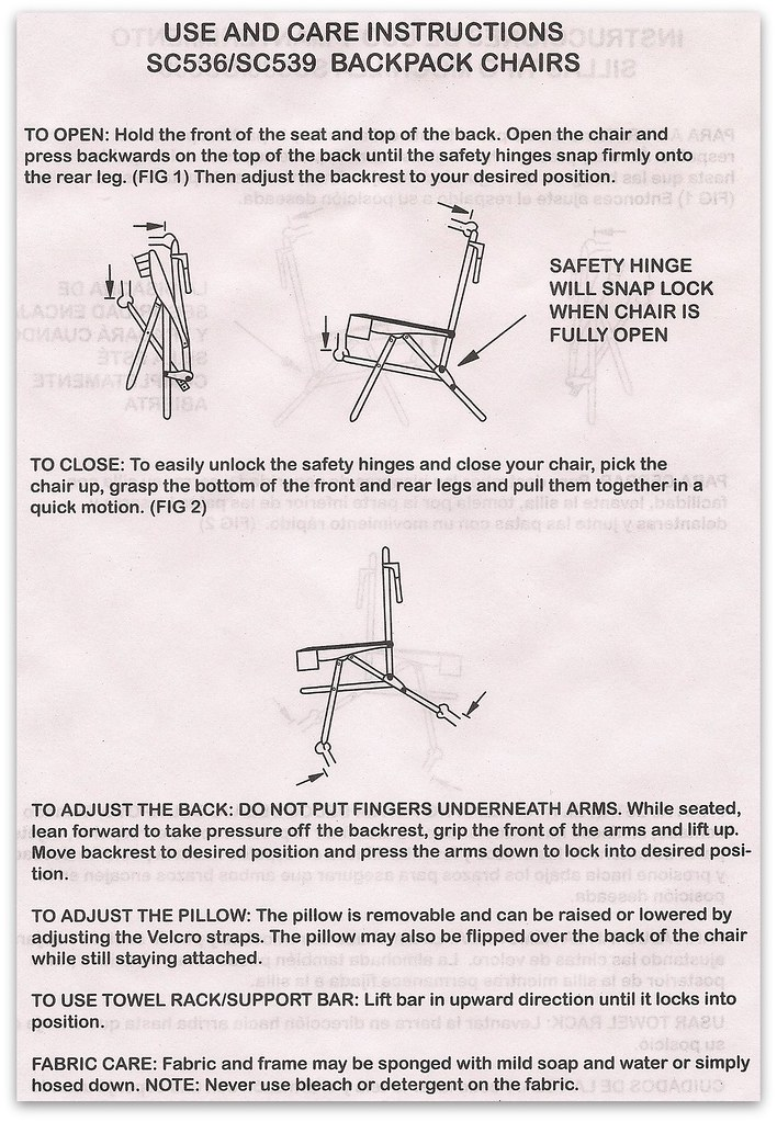 Remarkable Backpack Chair Instructions This Type Of Tommy Bahama Back Squirreltailoven Fun Painted Chair Ideas Images Squirreltailovenorg