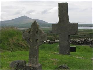 Kilmalkedar Stone Cross