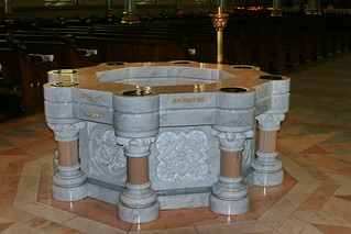 Baptismal Font | by cliff1066™