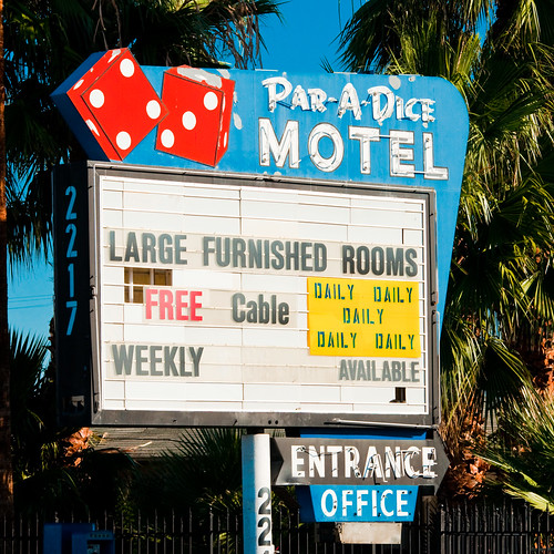 Par-a-dice Motel, Plate 2 | by Thomas Hawk