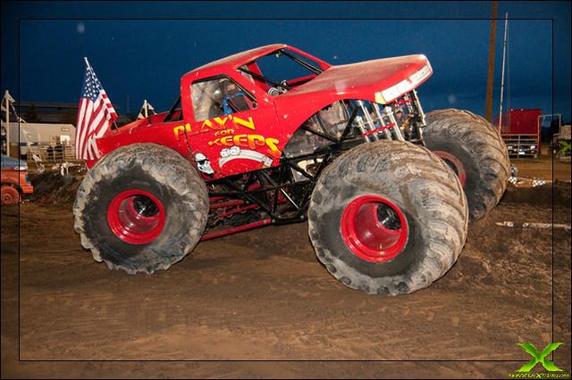 Monster X Redmond Oregon 201 Les Defoor Flickr