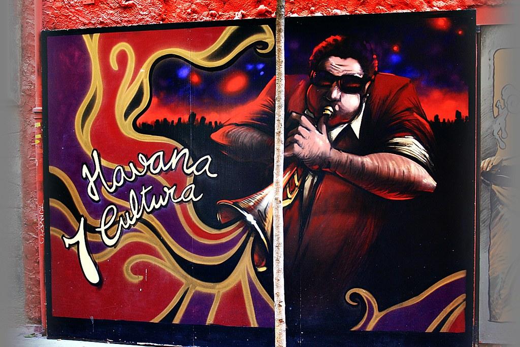 Grafitos en la calle loreto y chicote madrid madrid for Calle loreto prado y enrique chicote