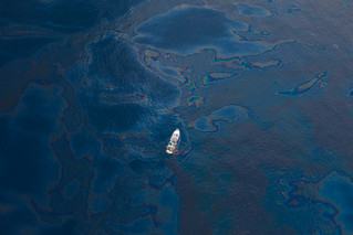 Deepwater Horizon Oil Spill - Gulf of Mexico | by Kris Krug