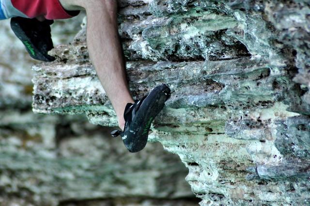 Tip toe balance