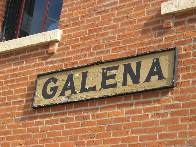 Depot at Galena