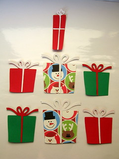 Christmas Gifts Die Cuts - Set of 7 | by DewMel