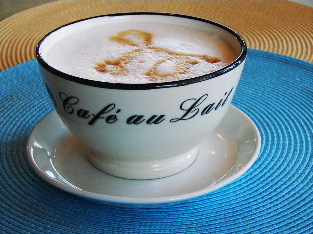 National Café au Lait Day