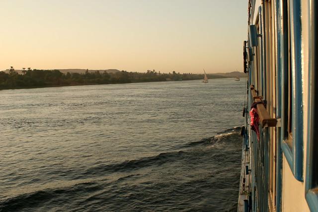 Egito - Cruzeiro pelo Nilo
