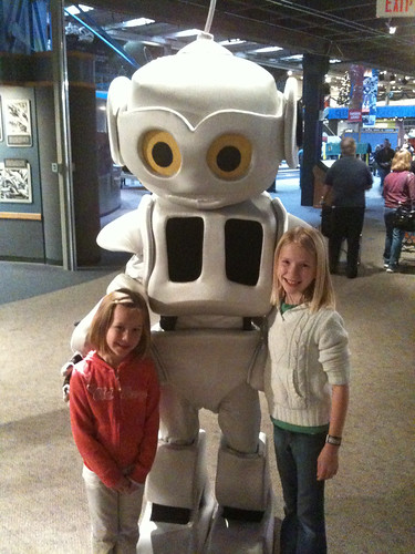 Oklahoma Science Museum Mascot | by Wesley Fryer